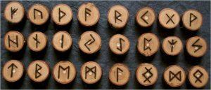 historia de las runas