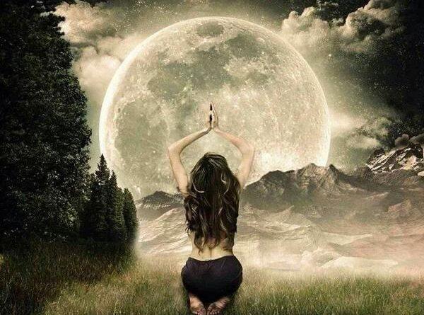 Rituales con la Luna